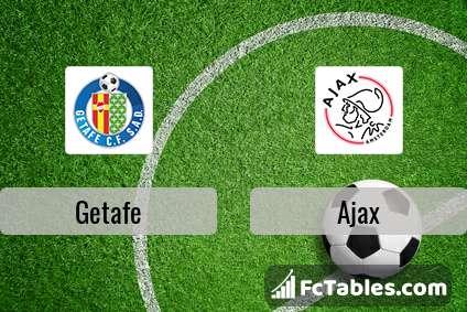 Preview image Getafe - Ajax