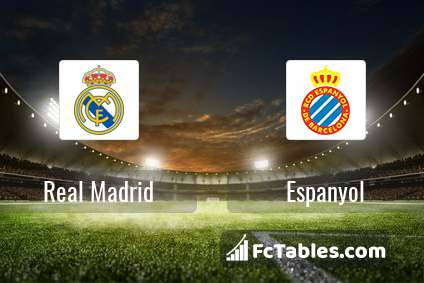 Preview image Real Madrid - Espanyol