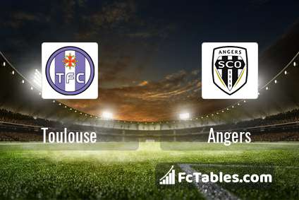 Preview image Toulouse - Angers