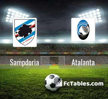 Podgląd zdjęcia Sampdoria - Atalanta
