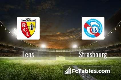 Preview image Lens - Strasbourg