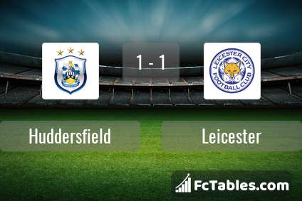 Preview image Huddersfield - Leicester