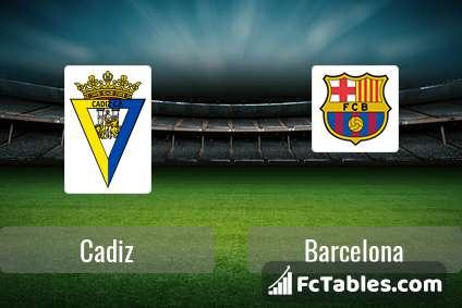 Preview image Cadiz - Barcelona