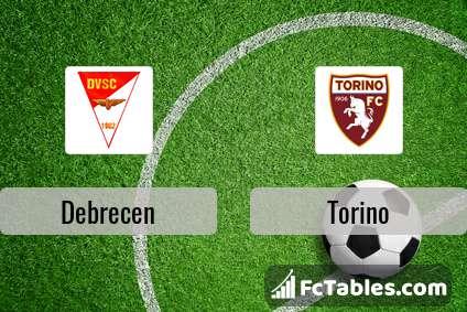 Preview image Debrecen - Torino