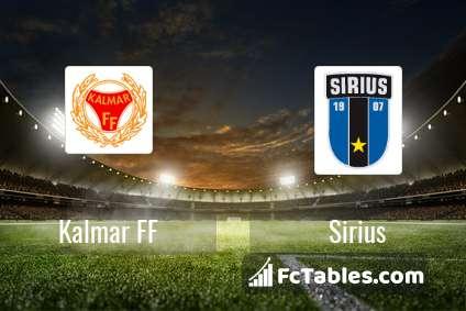 Preview image Kalmar FF - Sirius