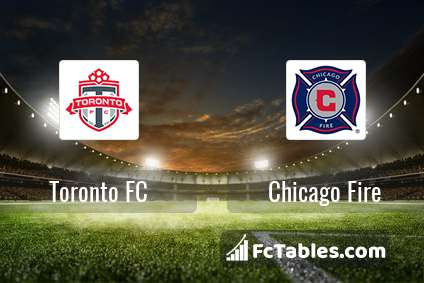 Preview image Toronto FC - Chicago Fire