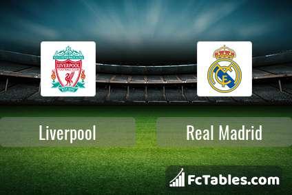 Anteprima della foto Liverpool - Real Madrid