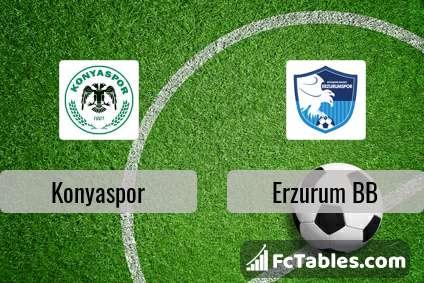 Preview image Konyaspor - Erzurum BB