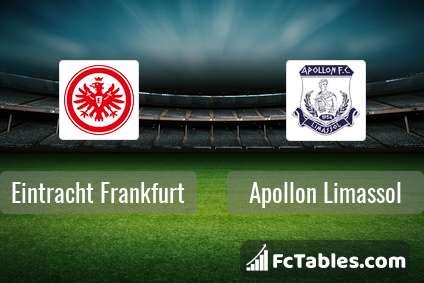 Anteprima della foto Eintracht Frankfurt - Apollon Limassol
