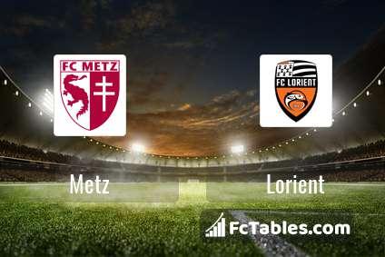 Preview image Metz - Lorient
