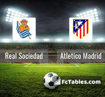 Podgląd zdjęcia Real Sociedad - Atletico Madryt