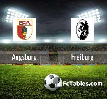 Preview image Augsburg - Freiburg