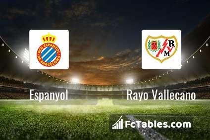 Podgląd zdjęcia Espanyol - Rayo Vallecano