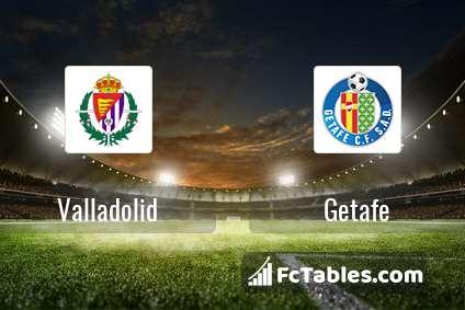 Preview image Valladolid - Getafe