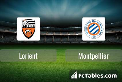 Preview image Lorient - Montpellier