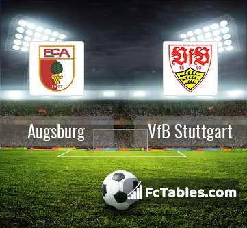 Anteprima della foto Augsburg - VfB Stuttgart