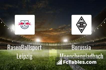 Anteprima della foto RasenBallsport Leipzig - Borussia Moenchengladbach