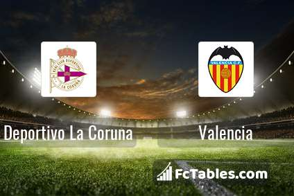 Preview image Deportivo La Coruna - Valencia