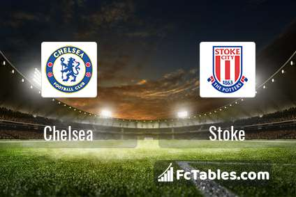 Preview image Chelsea - Stoke