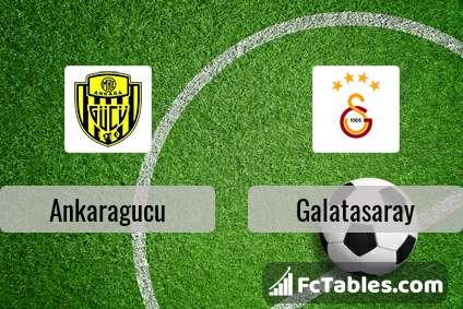 Anteprima della foto Ankaragucu - Galatasaray
