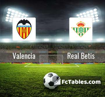 Preview image Valencia - Real Betis