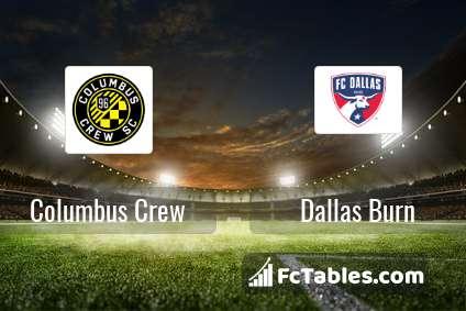 Preview image Columbus Crew - Dallas Burn
