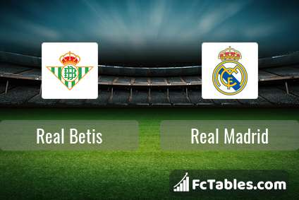 Podgląd zdjęcia Real Betis - Real Madryt