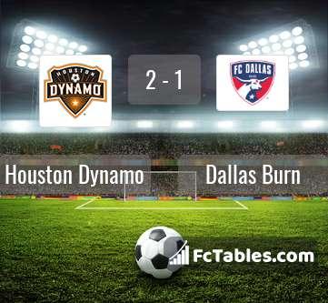 Podgląd zdjęcia Houston Dynamo - Dallas Burn