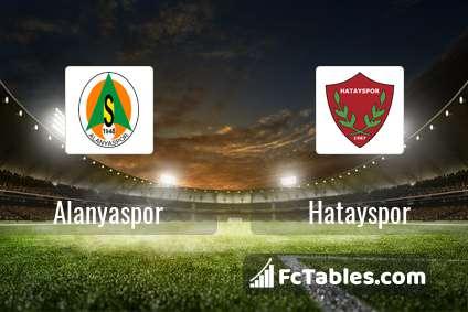 Preview image Alanyaspor - Hatayspor