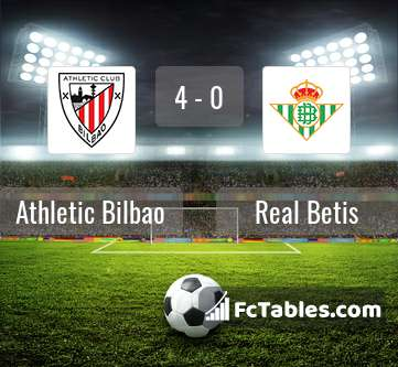Preview image Athletic Bilbao - Real Betis
