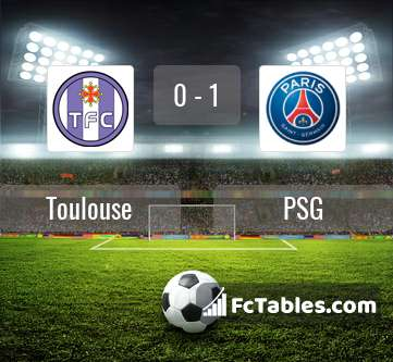 Preview image Toulouse - PSG
