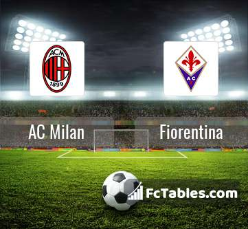 Preview image AC Milan - Fiorentina