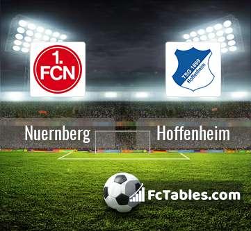 Podgląd zdjęcia Nuernberg - Hoffenheim
