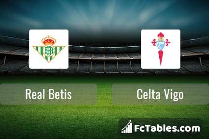 Anteprima della foto Real Betis - Celta Vigo