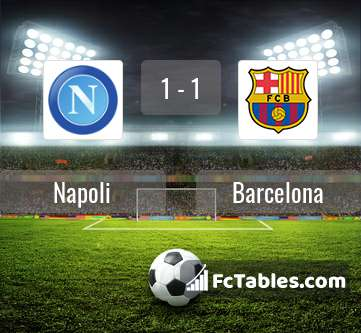 Preview image Napoli - Barcelona