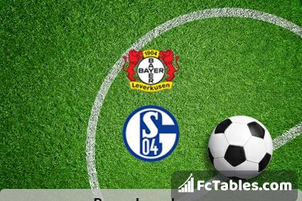 Preview image Bayer Leverkusen - Schalke 04