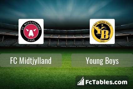 Preview image FC Midtjylland - Young Boys