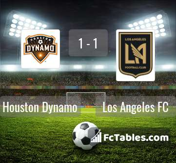 Anteprima della foto Houston Dynamo - Los Angeles FC