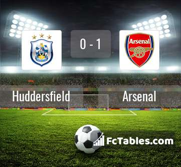Preview image Huddersfield - Arsenal