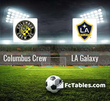 Preview image Columbus Crew - LA Galaxy