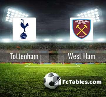 Preview image Tottenham - West Ham