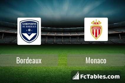 Preview image Bordeaux - Monaco