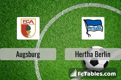 Preview image Augsburg - Hertha Berlin