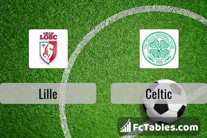 Podgląd zdjęcia Lille - Celtic Glasgow