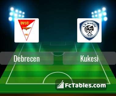 Preview image Debrecen - Kukesi