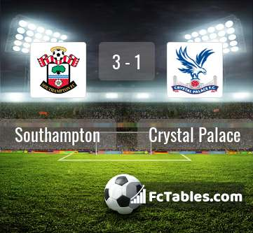 Preview image Southampton - Crystal Palace
