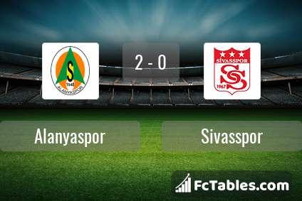Preview image Alanyaspor - Sivasspor