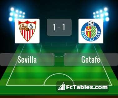 Preview image Sevilla - Getafe