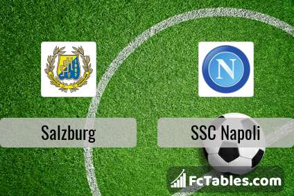 Preview image Salzburg - SSC Napoli
