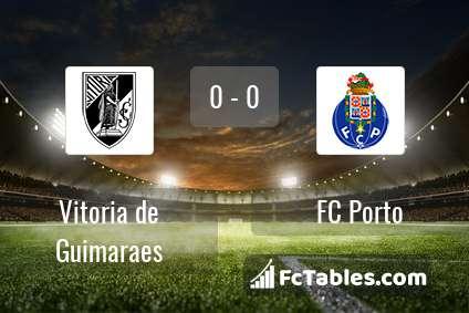 Preview image Vitoria de Guimaraes - FC Porto